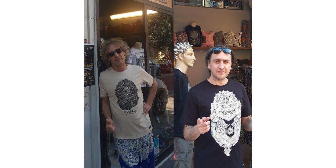 Max   Etnica - Pleiadians and Nikos Liquid Love @ Mandala Clothing Shop