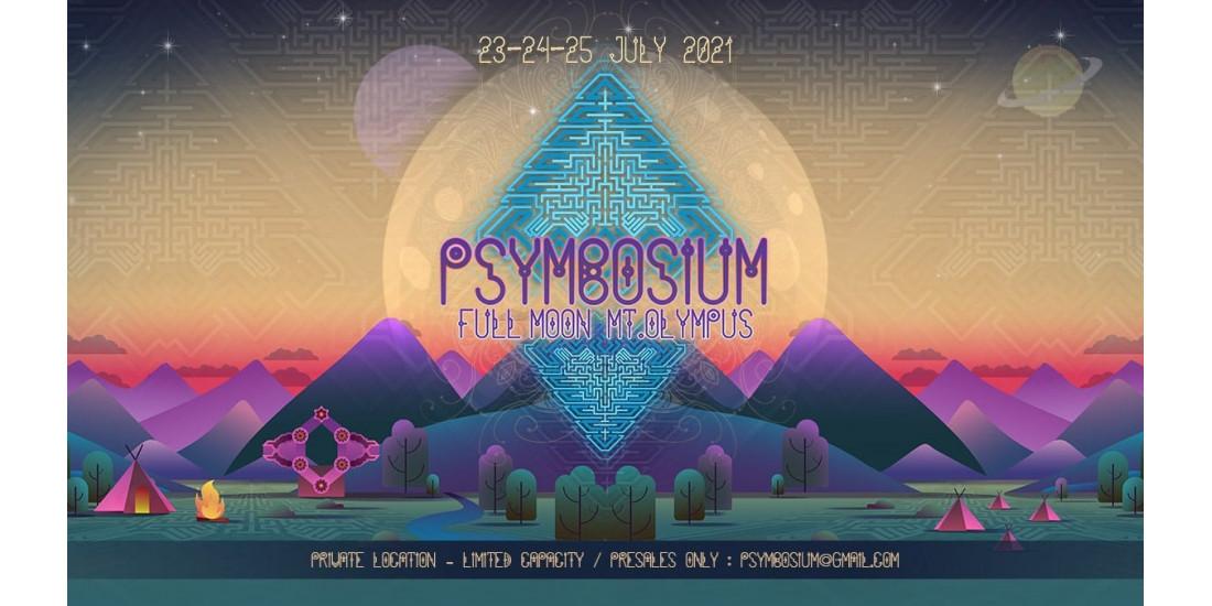 Psymbosium Full Moon mt.Olympus