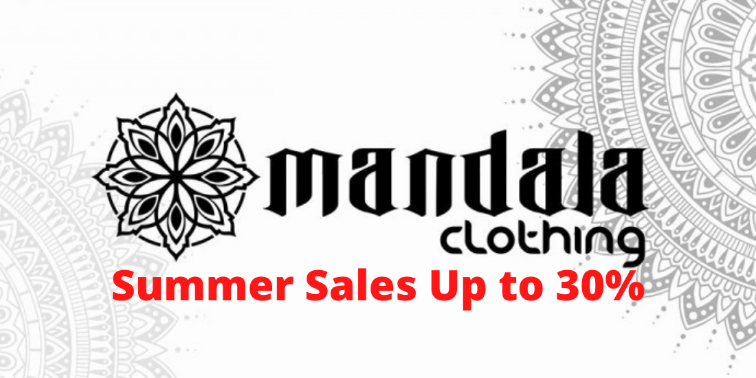 Summer Sales @ Mandala Clothing