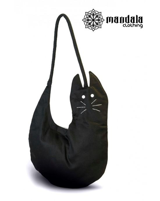 Shopping Bag σε Σχήμα Γάτας