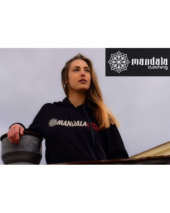 Mandala Φούτερ - Hoodies Black