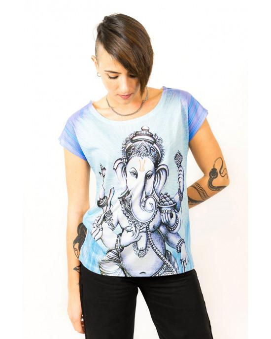 Tshirt Women Ganesh