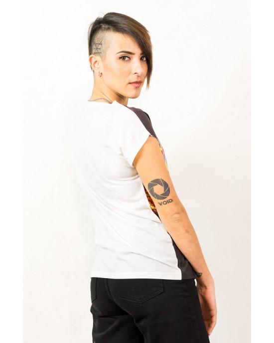 Tshirt Women Lotus