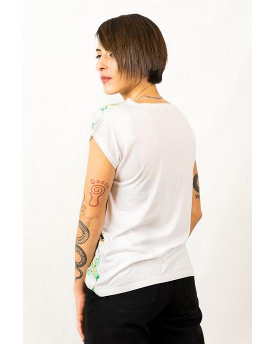 Tshirt Women Mandala Geometric
